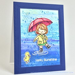 Hello Bluebird's Rainy Day (RedCre8s) Tags: redcre8s hellobluebird rainyday rainpuddles rainydays raindrops redumbrella rainboots galoshes babyducks umbrellas handmadecards handmade greetingcarddesign papercrafts crafts greetingcards card crafting cardmaking papercraft cardcraft cardsforfriends greetingcard handstampedcards greetingcardsofinstagram happymail stamping cardinspiration diycard makingcards watercolor distressoxide distressoxideinks diecuts diecutting homemadecards