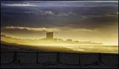 Nevel Oostduinkerke (glessew) Tags: oostduinkerke kust coast littoral küste nevel nebel haze vlaanderen westvlaanderen belgië