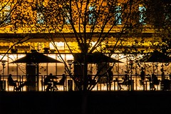 P2235326 Melbourne (Dave Curtis) Tags: victoria melbourne southbank night 2015 em5 march omd olympus