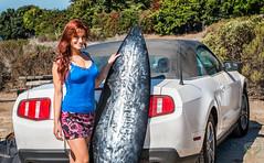 Beautiful Homer's Iliad Helen Redhead Swimsuit Bikini Surf Girl Malibu Beach Model! Nikon D800 Surf Lifestyle Portrait Headshots Photoshoot! Gorgeous Red Hair Green Eyes Tall Fit Fitness Model Long Legs 45EPIC dx4/dt=ic AF-S NIKKOR 70-200mm f/2.8G ED VRII (45SURF Hero's Odyssey Mythology Landscapes & Godde) Tags: beautiful homers iliad helen redhead swimsuit bikini surf girl malibu beach model nikon d800 lifestyle portrait headshots photoshoot gorgeous red hair green eyes tall fit fitness long legs 45epic dx4dtic afs nikkor 70200mm f28g ed vrii