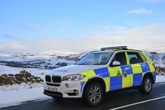 LJ66 EXB (S11 AUN) Tags: durham constabulary bmw x5 anpr police armed response arv roads policing unit rpu 999 emergency vehicle policeinterceptors lj66exb