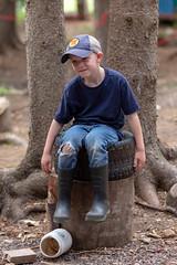 _MG_9469.jpg (joanna.mills) Tags: terrykellyproductions roachville tirnanog fredericton diabetesnb newbrunswick forestschool livewell play boots bienvivre