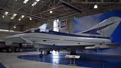 British Aerospace EAP United Kingdom Air Force serial ZF534 (sirgunho) Tags: cosford museum england united kingdom raf royal air force aircraft aviation preserved display static british aerospace eap serial zf534