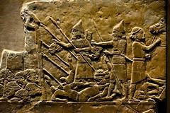 London 2018 – British Museum – Stacking heads (Michiel2005) Tags: ashurbanipal head hoofd oorlog war assyria exhibition tentoonstelling assyrian relief reliëf britishmuseum bm uk unitedkingdom greatbritain vk verenigdkoninkrijk grootbrittannië engeland england london londen