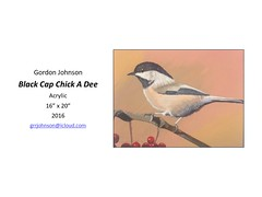 """Black Cap Chick A Dee • <a style=""""font-size:0.8em;"""" href=""""https://www.flickr.com/photos/124378531@N04/46380890554/"""" target=""""_blank"""">View on Flickr</a>"""