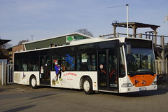 Mercedes-Benz Citaro O530 CV DE TUFFELKEERLKES De Lutte met kenteken NOH-SB 405 in Oldenzaal 17-02-2019 (marcelwijers) Tags: ex killer citybus gmbh enkc 570 mercedesbenz citaro o530 cv de tuffelkeerlkes lutte met kenteken nohsb 405 oldenzaal 17022019 bus coach busse buses autobus