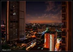 Dawn (VERODAR) Tags: dawn morning morninglight morningsky buildings light city town cloud sky petalingjaya nikon verodar veronicasridar
