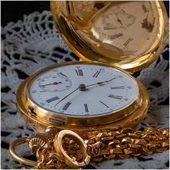 Macro Mondays: Timepieces (Janos Kertesz) Tags: macromondays timepieces gold