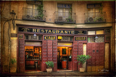 (058/19) Casa Labra (Pablo Arias) Tags: pabloarias photoshop ps capturendx españa photomatix arquitectura restaurante bar madrid