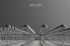 Froschperspektive (Light and shade by Monika) Tags: architektur perspektive blackandwhite light