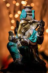 Ganesh (Mary&Neil) Tags: bokeh elephant elephantgod ganesha ganesh elements