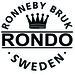 Logo Ronneby Bruk - Rondo