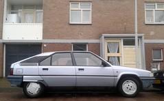 Citroën BX 19 TRS Automatic (Skylark92) Tags: nederland netherlands holland noordholland northholland amsterdam osdorp citroën bx 19 trs abs 8kpv47 1988