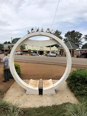 Equator crossing