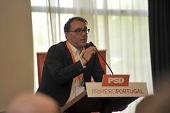 Rui Rio e Paulo Rangel nas Jornadas Autárquicas do PSD Porto