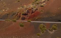 Erdfarben; Region Montaña Izaña, Teneriffa (142a) (Chironius) Tags: erde erdfarbe spanien teneriffa spain испания españa tenerife vulkan espagne spagna gunung volcano volcan vulcano fuego sopka вулкан сопка vulkaan vulcan volcanoes abstrakt landschaft