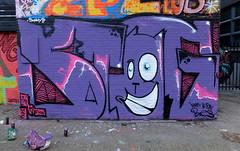 Schuttersveld (oerendhard1) Tags: graffiti streetart urban art rotterdam oerendhard crooswijk schuttersveld stoog lastplak die kat das boat