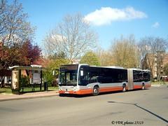 9144-25123§0 (VDKphotos) Tags: stib mivb mercedes o530g citaro livrée06 l48 autobus articulé belgium bruxelles