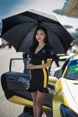 asiagtfestival 1 ([EPIX Production]) Tags: asia gt festival 2019 autoshow gt4 motorsport sepang international china championship babe pretty girl model car automotive