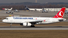 Airbus A320-232 TC-JPR Turkish Airlines (William Musculus) Tags: plane spotting airplane aviation airport muc eddm munchen munich tcjpr turkish airlines airbus a320232 a320200 tk thy