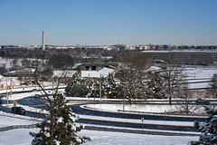 DSC_0063 (bsiu99) Tags: 911 dcsnow snowday pentagon
