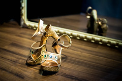 41 (Izzat Gayat) Tags: weddings weddingphotography wedding shoes brides canon canonphotography 30mm sigma bridesshoes