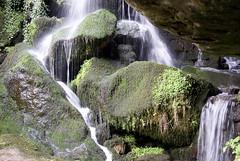 Wasserfall (UlvargHS) Tags: wasserfall sächsischeschweiz sachsen elbsandsteingebirge dresden wasser stein fels ulvarg sony affinityphoto urlaub reisen wandern