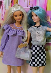 New Spring Fashions 2019 (Annette29aag) Tags: barbie doll fashionista fashion platinumpop bluebeauty photography model