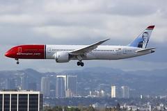 B787 LN-LNK Los Angeles 21.03.19-1 (jonf45 - 5 million views -Thank you) Tags: airliner civil aircraft jet plane flight aviation lax los angeles international airport klax b787 787 b789 789 norwegian boeing 7879 lnlnk