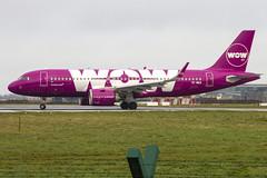 TF-NEO | WOW Air | Airbus A320-251n | CN 7560 | Built 2017 | DUB/EIDW 21/12/2018 (Mick Planespotter) Tags: aircraft airport 2018 dublinairport collinstown nik sharpenerpro3 a320 tfneo wow air airbus a320251n 7560 2017 dub eidw 21122018