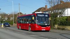Sunday Fleet Change (londonbusexplorer) Tags: london sovereign ratp group adl enviro 200 mmc dle30281 sk68ltj h13 northwood hills st vincents ruislip lido tfl buses