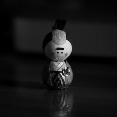 El penultimo Samurai.- en BW (angelalonso57) Tags: bw black negro white blanco juguete canon eos 6d 70200mm f28 dg os hsm | sports 018 ƒ28 1360 mm 125 200 monochrome