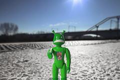 (Benoit-Vannier) Tags: artoys toys extraterrestre sf figure jouet figurine martien hello marceldzama