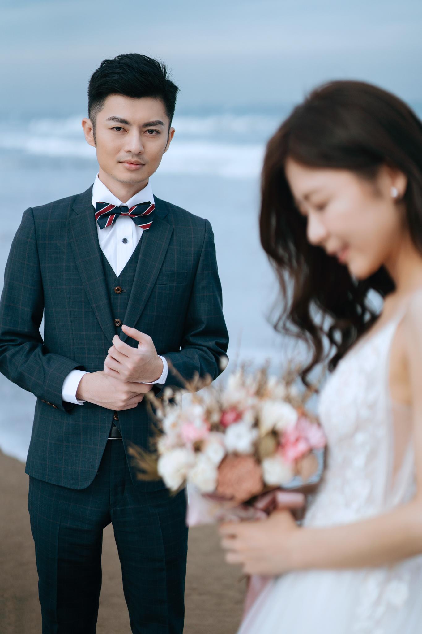 Donfer, EASTERN WEDDING, 台北婚紗, 藝術婚紗, 芒草, 森林系