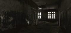 ''Finding A Way'' (HodgeDogs) Tags: photography blackandwhite bw windows window metroexodus 4aengine 4agames nvidia
