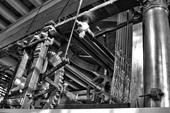 Carillon (@WineAlchemy1) Tags: carillon belfry belfort bruges flanders vlaanderen belgium blackandwhite noiretblanc neroebianco blancoynegro belltower musicalinstrument music unesco bah bach