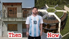Lionel Messi's House - Then and Now 2019 (sanaullahshame42779) Tags: ifttt youtube