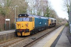 IMGD8227 66749 50049 0Z50 Dean 13 Feb 19 (Dave58282) Tags: rail 50049 66749