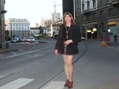 Milano - Largo Augusto (Alessia Cross) Tags: crossdresser tgirl transgender transvestite travestito