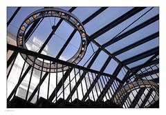 _7104208 mf copy 01 (Michael Fleischer) Tags: copenhagen city daylight moment building light grey pattern sky staircase geometri sigma 24mm f14 art