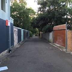 Light and shadow play on lanes in Glebe, Sydney - #lightandshadowplayonlanes #light #shadow #lane #Sydney #Glebe #urbanstreet #urbanfragments #urbanandstreet #streetphotography #treeoverpath (TenguTech) Tags: ifttt instagram lightandshadowplayonlanes light shadow lane sydney glebe urbanstreet urbanfragments urbanandstreet streetphotography treeoverpath