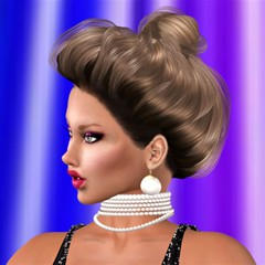 Love to play dress up. (parisevermore) Tags: jumohair hair designershowcase fatpack fashion events secondlifeevents accessories