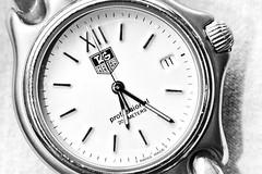 Once upon a time (sniggie) Tags: macromondays tagheuer diverswatch swissmade timepiece timepieces underwaterwatch wristwatch