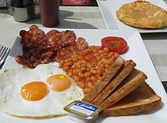 Breakfast! ('cosmicgirl1960' NEW CANON CAMERA) Tags: marbella spain espana costadelsol andalusia travel holidays yabbadabbadoo