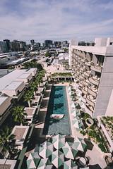 The Calile Pool (Leighton Wallis) Tags: sony alpha a7r mirrorless ilce7r 55mm f18 emount 1635mm f40 brisbane qld queensland australia hotel calile pool