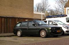 1989 BMW 325iX Touring Automatic (E30) (rvandermaar) Tags: 1989 bmw 325ix touring automatic e30 3 3series 3reeks 3serie 3er sidecode6 23nvnp bmw325ix bmw3 bmwe30