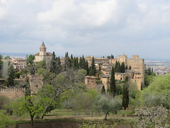 Alhambra (Gerald (Wayne) Prout) Tags: alhambra palace fortress granada provinceofgranada spain prout geraldwayneprout canon canonpowershotsx60hs powershot sx60 hs digital camera photographed photography architecture building buildings garden moors province walls fortification historical unescoworldheritagesite unesco andalusia