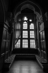 Knightshayes Court (1) (~g@ry~ (clevedon-clarks)) Tags: knightshayescourt blackwhite black white monochrome mono historic history nationaltrust uk devon estate gardens nikon d810 nikkor 1635mm