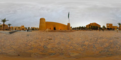 قصر المصمك (s.aljuaily) Tags: equirectangular saudi arabia riyadh ksa3 60 sigma8mm sigma