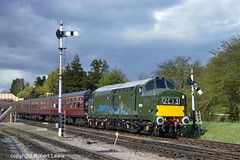 D6948 leaving Toddington on the 01-04-2017 (Robert Lewis(railhereford)) Tags: d6948 37248